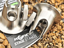 Picture of Korda - Singlez Stainless Stage Stand