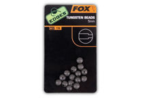Picture of FOX - Edges Tungsten Beads 5mm