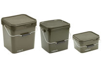 Picture of Trakker - Olive Square Bucket Container