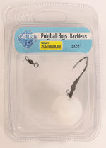 Picture of Catfish Pro Polyball Livebait Rig Barbless