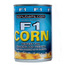 Picture of Sonubaits Flavoured Corn 400g Tins