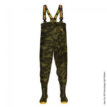 Picture of VASS 355-70E Light Camo Chest Wader